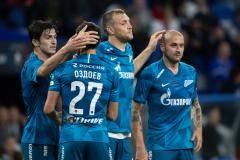 Дмитрий Радченко: «Зенит» должен бороться в группе за первое место