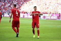 «Бавария» разгромила «Майнц», забив шесть мячей