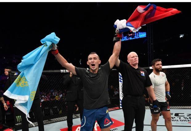 Россияне выступили на турнире UFC в Китае. Один из них неожиданно проиграл (видео)