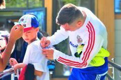 Вячеслав Караваев: Нам предстоят трудные матчи, особенно с Шотландией