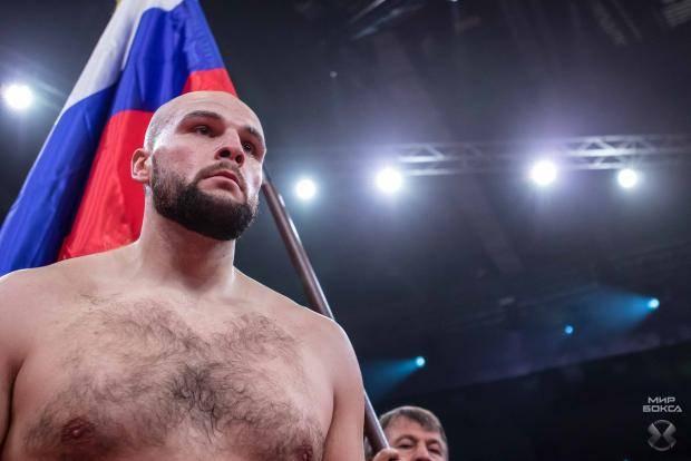 Сергей Кузьмин: На бой с Хантером буду готов на 150 процентов