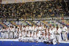 Репетиция Олимпиады в Токио. Итоги чемпионата мира по дзюдо