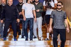 Под присмотром отца и при полной поддержке ОАЭ. Хабиб подерется с Порье в Абу-Даби