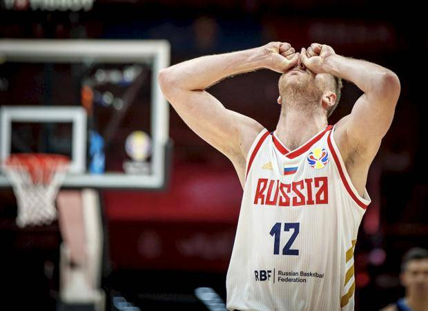61 очко – это слишком мало. Россия проиграла Аргентине с разницей «-8»