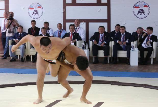Россия выиграла у Японии на дохё