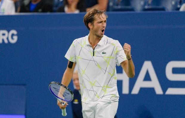 Теперь Медведев – в четверке сильнейших. И на US Open, и в мировом рейтинге