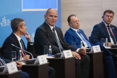 В рамках ВЭФ организована сессию по спортивной тематике «Олимпизм и АТР: взаимное влияние