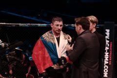 Евгений Гончаров: После боя с Тони Джонсом буду следить за его карьерой в дальнейшем