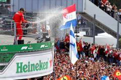 Праздник в красных цветах. Леклер принес «Феррари» победу в Италии