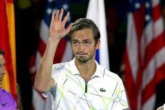 Медведев поднялся на четвертое место в чемпионской гонке ATP, Рублев стал 31-м