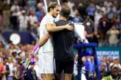 Медведев отыграл у Надаля два сета, но все-таки уступил в финале US Open