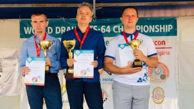 Татарстанец стал чемпионом мира по русским шашкам