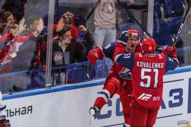 «Внутри наступило облегчение». Мактавиш – о первом успехе в КХЛ