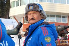 Хованцева попросили из мужской сборной