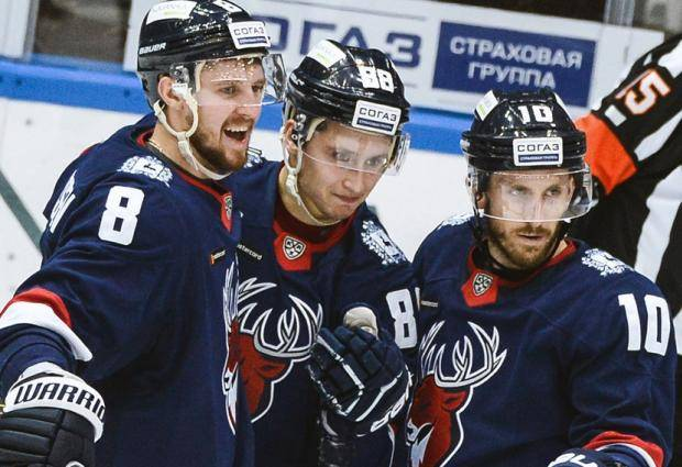 Воробьев проиграл во второй раз, ЦСКА оступился в Нижнем Новгороде