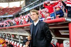 Георгий Джикия: Если болельщики будут «прессовать» Кононова, я его поддержу