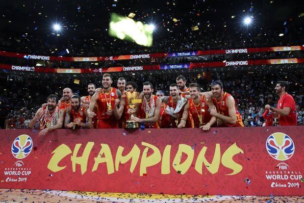 Настоящая «Команда мечты». Испания выиграла чемпионат мира