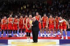 Испанский чемпионат мира? Скорее всемирный чемпионат Испании