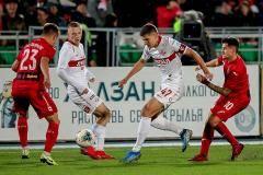 Валерий Гладилин: В «Спартаке» не все в порядке. Почему не играл капитан?