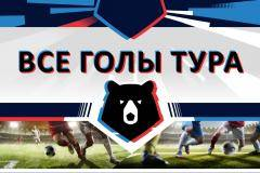 Три мяча «Локомотива» и дубль Берга. Видео всех голов 10-го тура РПЛ