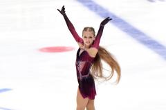 Принцесса стала королевой. Трусова отобрала мировые рекорды у Загитовой