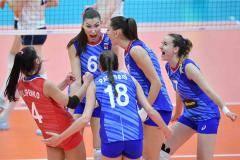Россия победила Голландию на Кубке мира