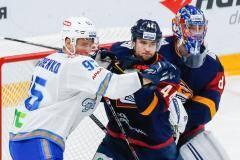 Уральцы – на щите, армейцы и «барсы» – на коне. Обзор игрового дня в КХЛ