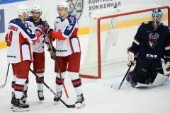 ЦСКА побеждает и выходит в лидеры. Чемпион взял реванш у «Торпедо»