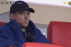 «Ростов» – «Динамо». Мамаев присутствует на матче (фото)
