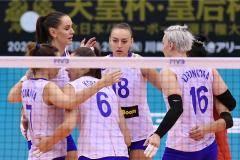 Россия победила Кению на Кубке мира и гарантировала себе как минимум третье место