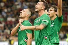 Гол Рибери помог «Фиорентине» обыграть «Милан»