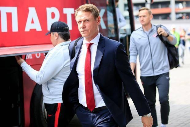 Кононов в «Спартаке»: от «бесковского футбола за четыре месяца» до «Пиджака»