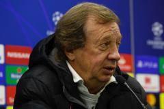 Юрий Семин: У нас хорошее настроение перед матчем с «Атлетико»