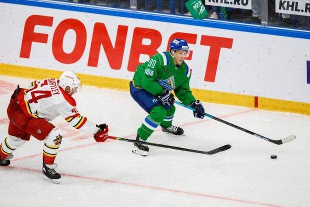 Никита Сошников: До звезды лиги мне еще далеко, но я работаю над этим