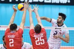 Волейболисты сборной России переиграли Иран в стартовом матче Кубка мира