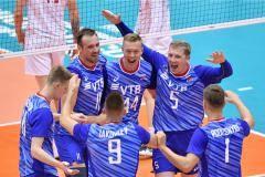 Россия одержала волевую победу над Канадой на Кубке мира