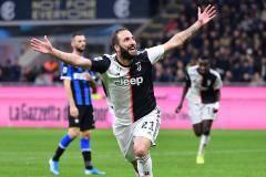 «Ювентус» нанес «Интеру» первое поражение в сезоне