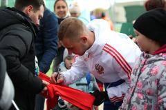 Дмитрий Баринов: Не отказался бы приглянуться скаутам АПЛ