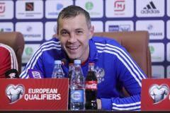 Артем Дзюба: Мы не Испания - на классе шотландцев не обыграем