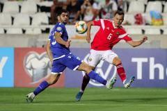 Не парились в плюс 30. Сборная России разгромила Кипр и сыграет на Евро-2020