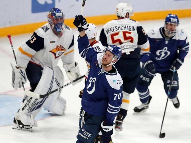 Мозякин забивает, Крикунов побеждает, Кошечкин подставляет. Как «Динамо» выиграло у «Магнитки»