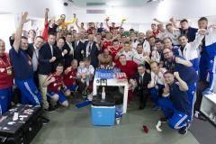 Евгений Ловчев: Три года назад мы плевались, глядя на сборную, теперь получаем удовольствие