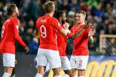 Англия разгромила Болгарию, Косово сохраняет шансы на выход на ЧЕ-2020