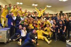 Сергей Серебренников: Это сильнейшая сборная Украины за 15 лет