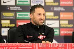 Доменико Тедеско: Я увидел полное понимание со стороны игроков