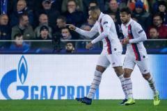 Хет-три Мбаппе помог «ПСЖ» разгромить «Брюгге». «Реал» обыграл «Галатасарай»