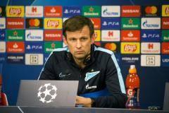 Сергей Семак: Выход из группы станет для «Зенита» огромным успехом