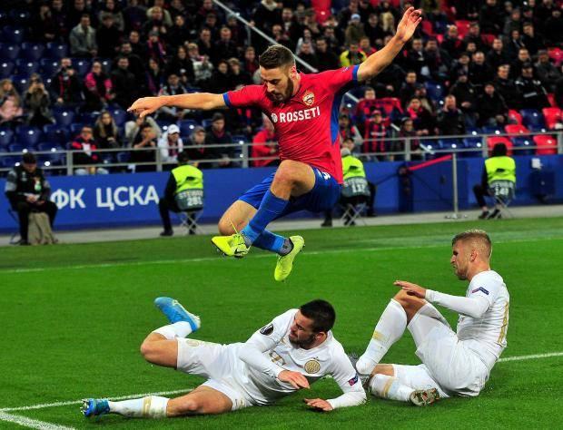 Никола Влашич: Мы должны были заканчивать матч еще в первом тайме