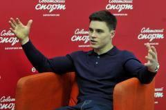 Никита Нагорный: Дед говорит: стал бы футболистом, побеждал бы сейчас Роналду!