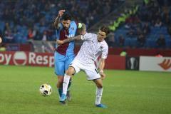 «Краснодар» обыграл «Трабзонспор», одержав первую победу на групповом этапе Лиги Европы